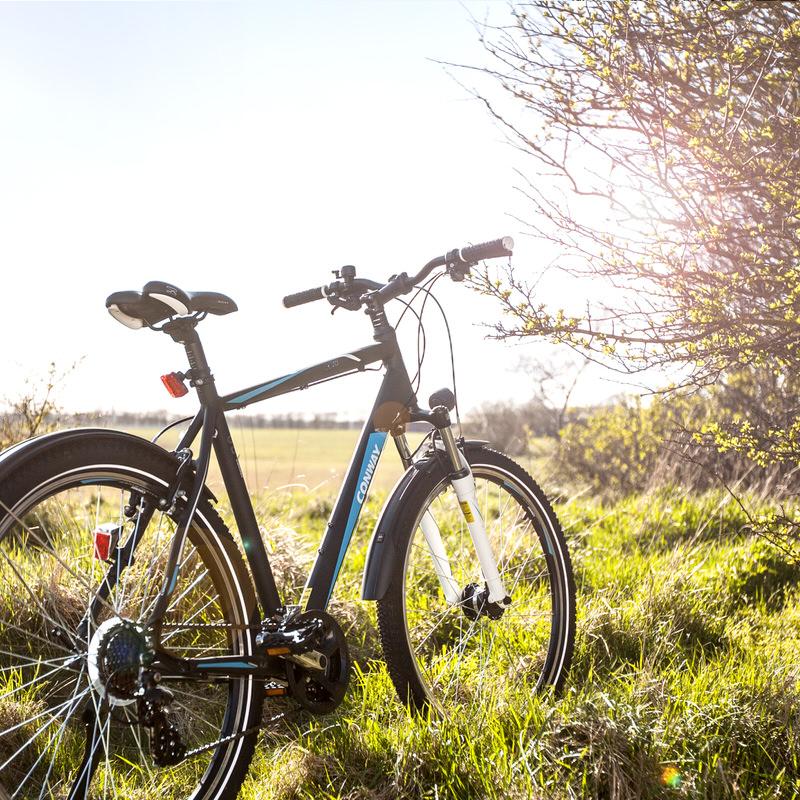 Fahrrad Lindemann Radtouren